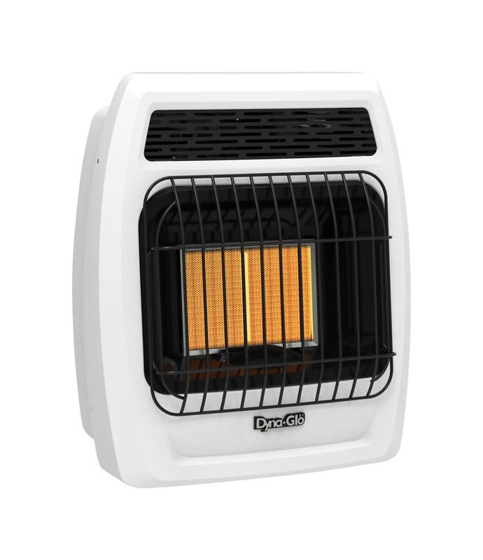 Dyna Glo 300 Sq Ft 12000 Btu Wall Heater