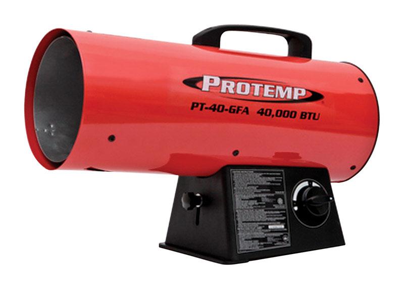 Protemp 1000 sq. ft. Propane Fan Portable Heater