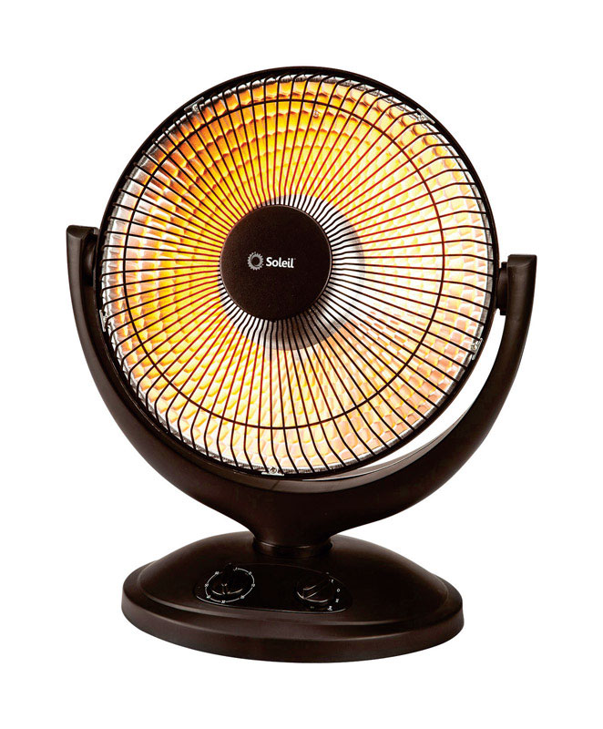 Soleil 900 Sq Ft Electric Portable Heater