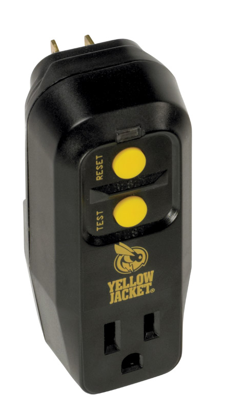 Yellow Jacket 1 Outlet Surge Protector